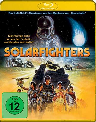 Solarfighters [Blu-ray]