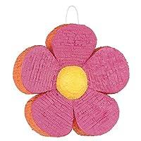 Unique Pink Daisy Flower Pinata from Unique