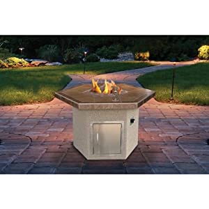 Cal Flame 48 Inch Dining Height Outdoor