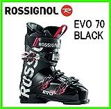ROSSIGNOL EVO70 BLACKスキーブーツ ロシニョール エボ70
