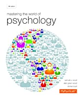 Mastering the World of Psychology, 5th Edition Front Cover