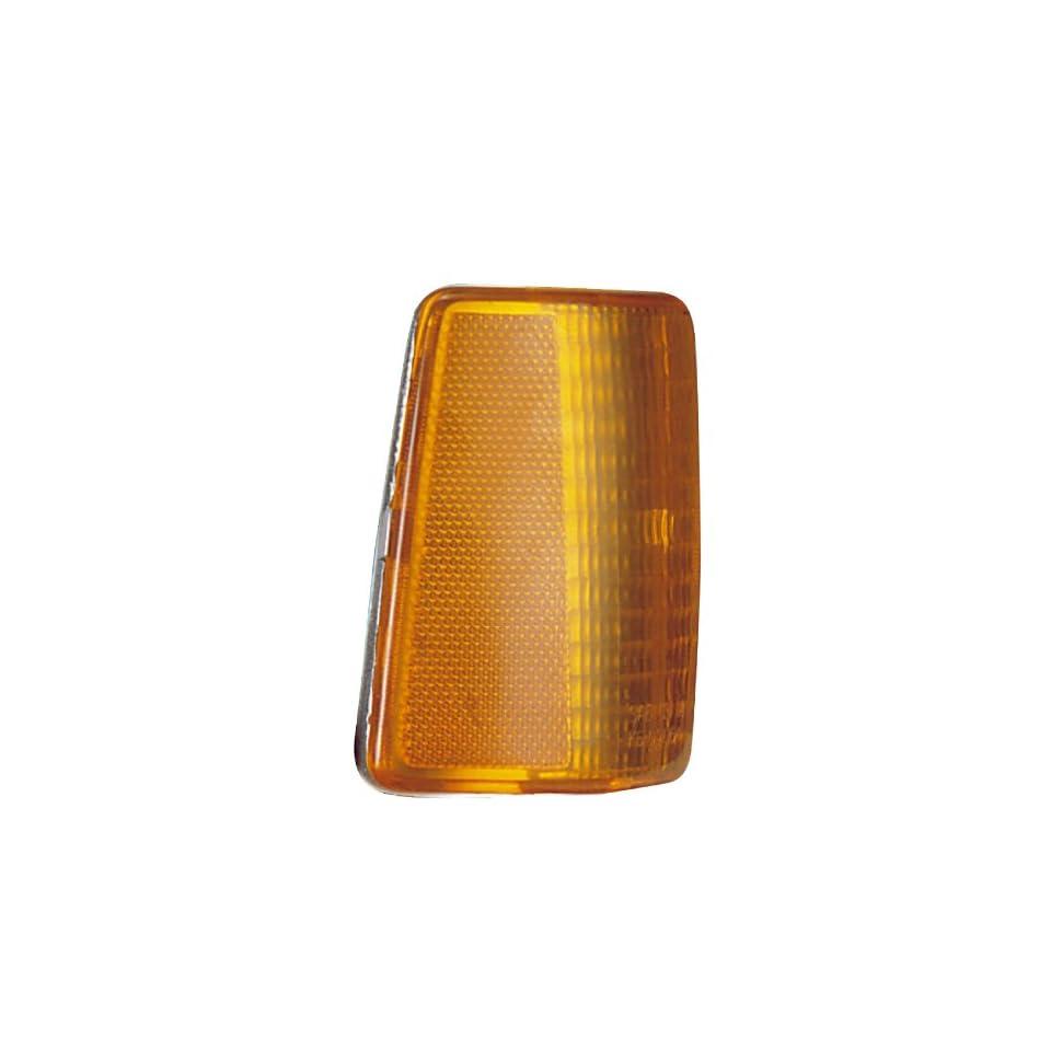 Eagle Eyes GM014-U000R Oldsmobile Passenger Side Park//Signal Lamp Lens and Housing