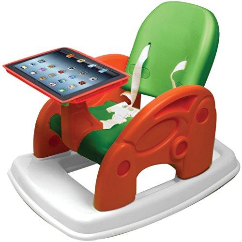 Cta Digital Irocking Play SeatFor Ipad With Feeding Tray front-53192