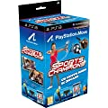PlayStation 3 - Sony Move Starter Kit con Sports Champions [Bundle]