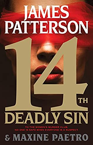 book cover of </p><br /><br /><br /><br /><br /> <p>14th Deadly Sin </p><br /><br /><br /><br /><br /> <p>