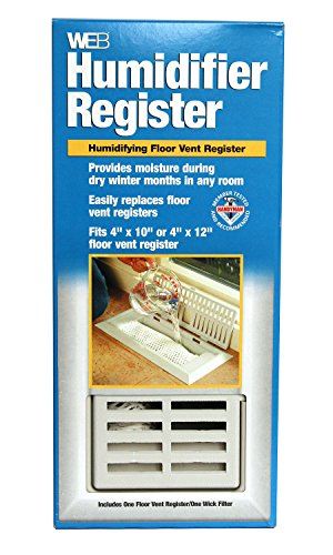 WEB Humidifier Register - 1