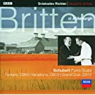 Schubert: Fantasy In F minor For Piano Duet; Grand Duo Sonata in C etc.