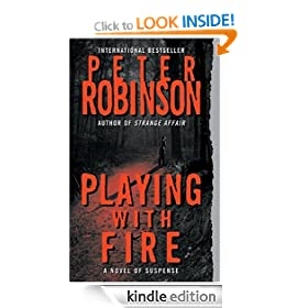 Playing with Fire: Chief Inspector Banks Series, Book 14 (Inspector Banks Novels)
