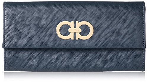 Salvatore-Ferragamo-Womens-561412-Wallet-Ox-Blue