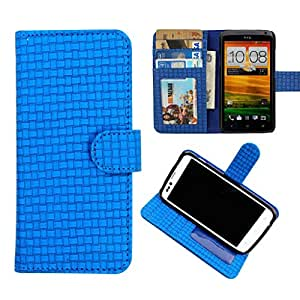 DooDa PU Leather Wallet Flip Case Cover With Card & ID Slots & Magnetic Closure For Gionee Elife E6