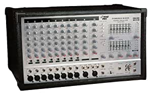 Pyle-Pro PMX1006 10 Channel 800 Watts Powered Stereo Mixer