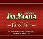 Inu Yasha: The Complete Movie Box Set...
