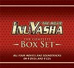 Inu Yasha: The Complete Movie Box Set...