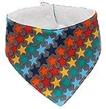 Tormenta de colores-sabber paño de Sabby con estrellas de colores