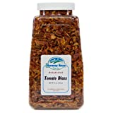 Harmony House Foods, Dried Tomatoes, Diced, 8 Ounce Quart Size Jar