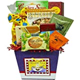 A Taste of Home Chicken Soup Get Well Gift Basket