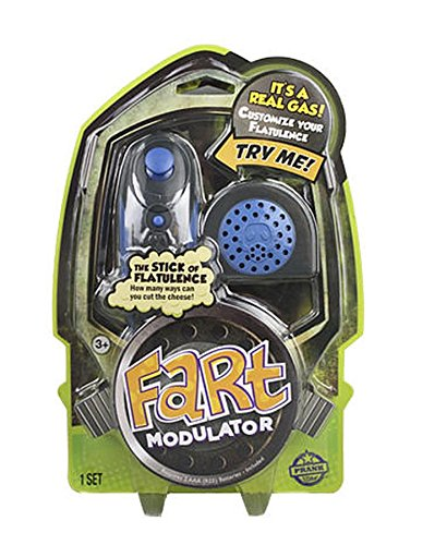 Prank Star Fart Modulator, 1 Set - 1