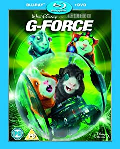 G-Force Combi Pack (Blu-ray + DVD)