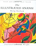img - for The Illustrated Anansi: Four Caribbean Folk Tales book / textbook / text book