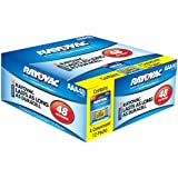 Rayovac 48 Pack AAA Batteries,  824-48BX12F