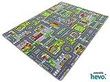 Stadt Mix HEVO ® Strassen Spielteppich