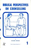 Biblical Perspectives on Counselling