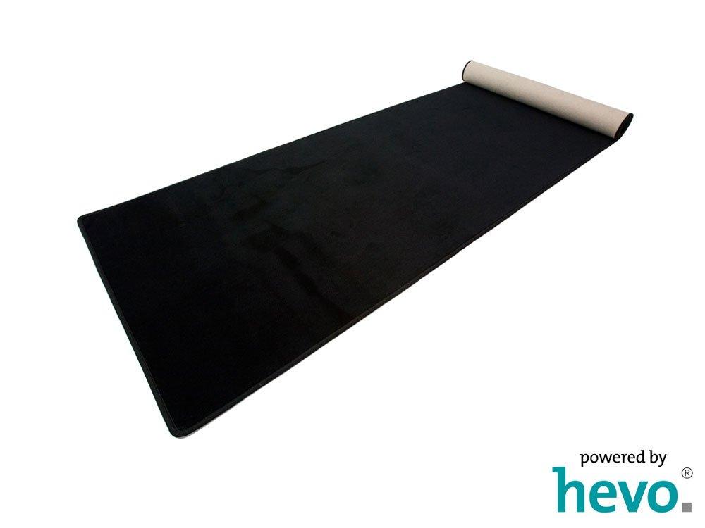 Amigo schwarz der HEVO Läufer 100x340 cm    Kundenberichte und weitere Informationen