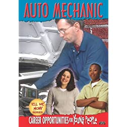 Tell Me How Career Series: Auto Mechanic