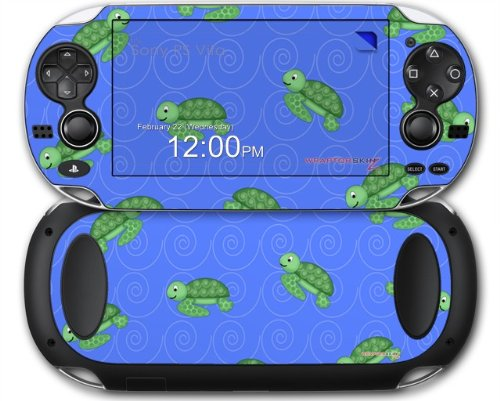 Sony PS Vita Skin Turtles by WraptorSkinz