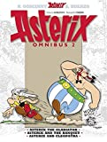img - for Asterix Omnibus 2: Includes Asterix the Gladiator #4, Asterix and the Banquet #5, Asterix and Cleopatra #6 book / textbook / text book
