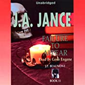 Failure to Appear: J. P. Beaumont Series, Book 11 | J. A. Jance
