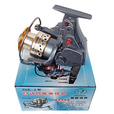 YX – Intellect 3 Ball Bearing Electric Reel