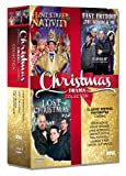 Christmas Drama Collection Triple DVD Box Set - Flint Street Nativity, Lost Christmas and Fast Freddie, The Widow & Me