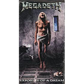 Megadeth - Exposure Of A Dream [VHS] by Megadeth
