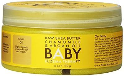 Shea Moisture Baby Eczema Therapy with Frankincense & Myrrh -- 6 oz
