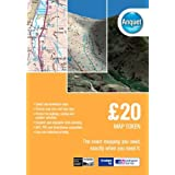 GBP 20 Map Token: Digital Mapping Enabled by Ordnance Survey (& Others)