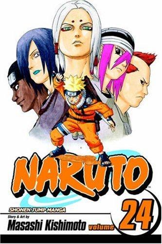 NARUTO -ナルト- コミック24巻 (英語版)