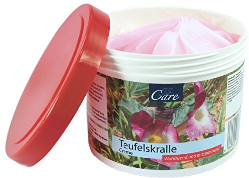 JS-Care, Teufelskralle-Creme, 500 ml-Tiegel