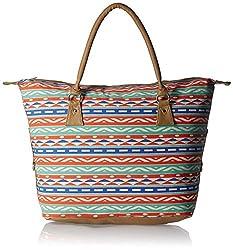 Kanvas Katha Women's Handbag (Ecru) (KKAC008)
