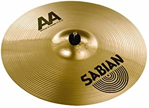 Sabian 20-inch AA Metal X Crash Brilliant Cymbal
