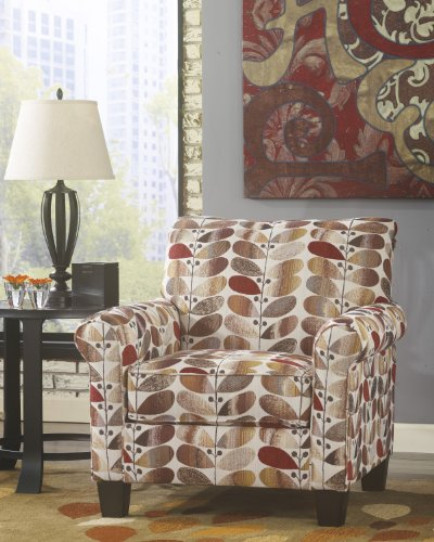 Printed Accent Chairs 9007