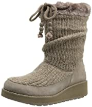 Big Sale Best Cheap Deals Skechers Women's Visioneers-Mid Snow Boot,Taupe,8 M US