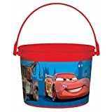 Disney's Cars 2 Bucket Favor Container