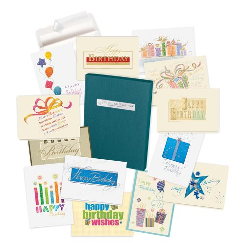 Birthday Cards Assortment Box 35 High Quality Cards And 38 Envelopes