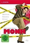 Monk - 2. Staffel (4 DVDs)