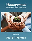 img - for Management Principles and Practice - Fifth Edition book / textbook / text book