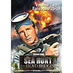 Sea Hunt:Season Three - Volume Two (Episodes 25-39) - Amazon.com Exclusive