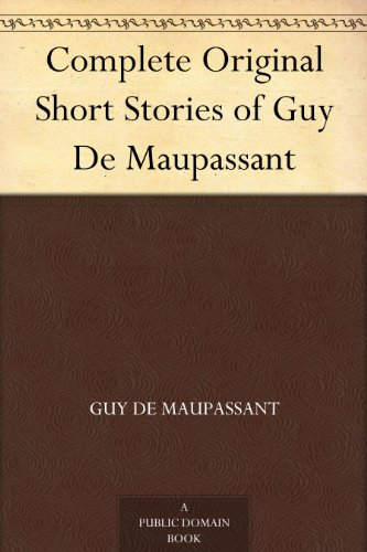 the injustices of the monsieur caravan by guy de maupassant