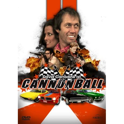 Cannonball (NEU) David Carradine