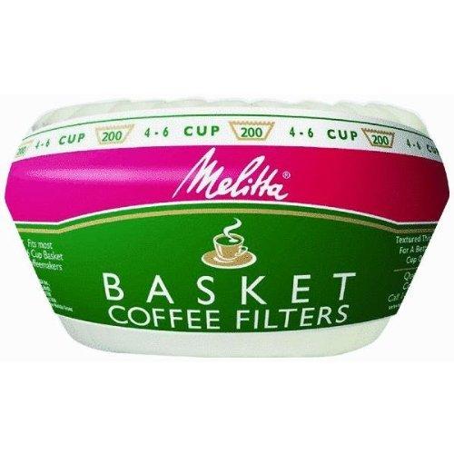 Melitta U S A Inc 62913 Junior Basket Coffee Filters